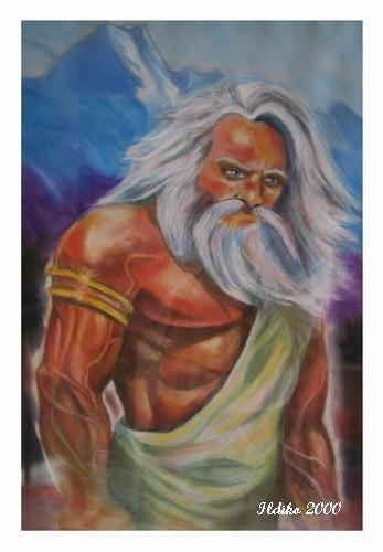 Zeus par ildiko